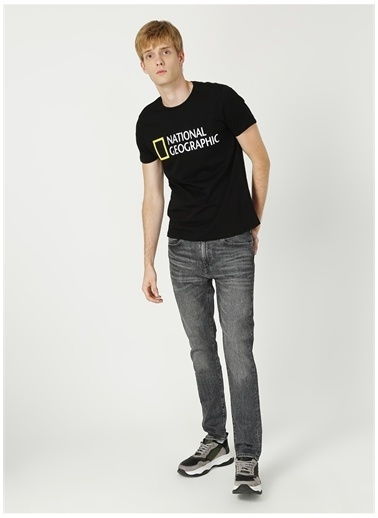 National Geographic National Geographic Siyah T-Shirt Siyah